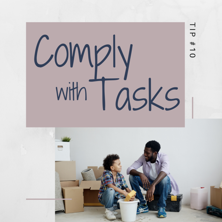 14 Days of Skills for Kids: Compliance