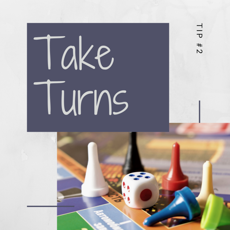 11 Days of Skills for Kids: Taking Turns