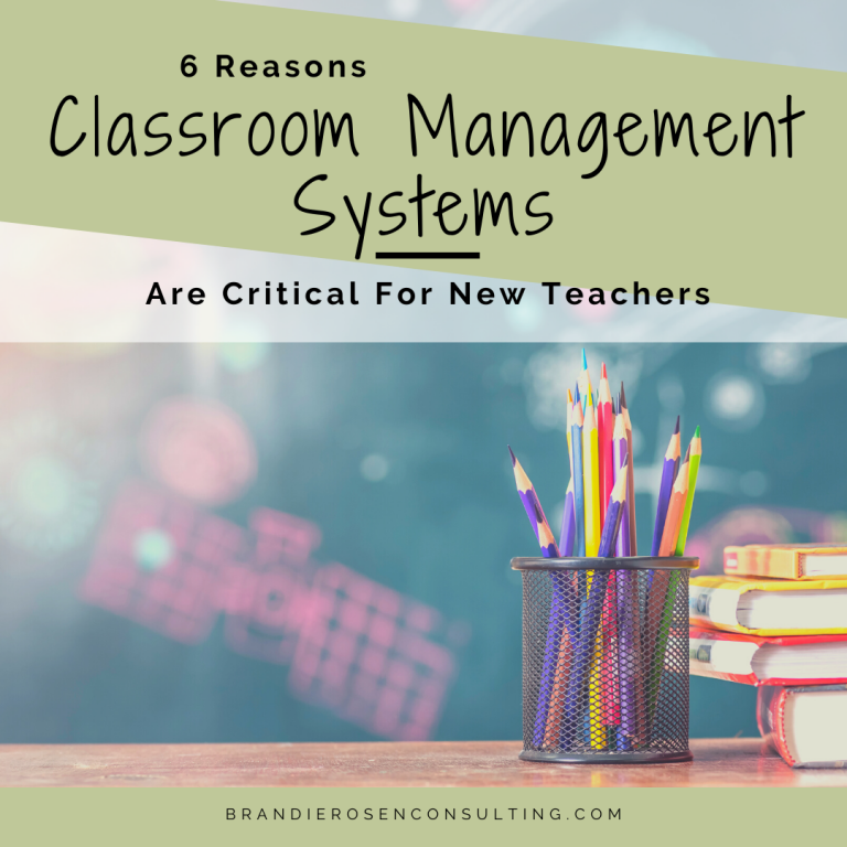6 Reasons Classroom Management Systems are Critical for New Teachers