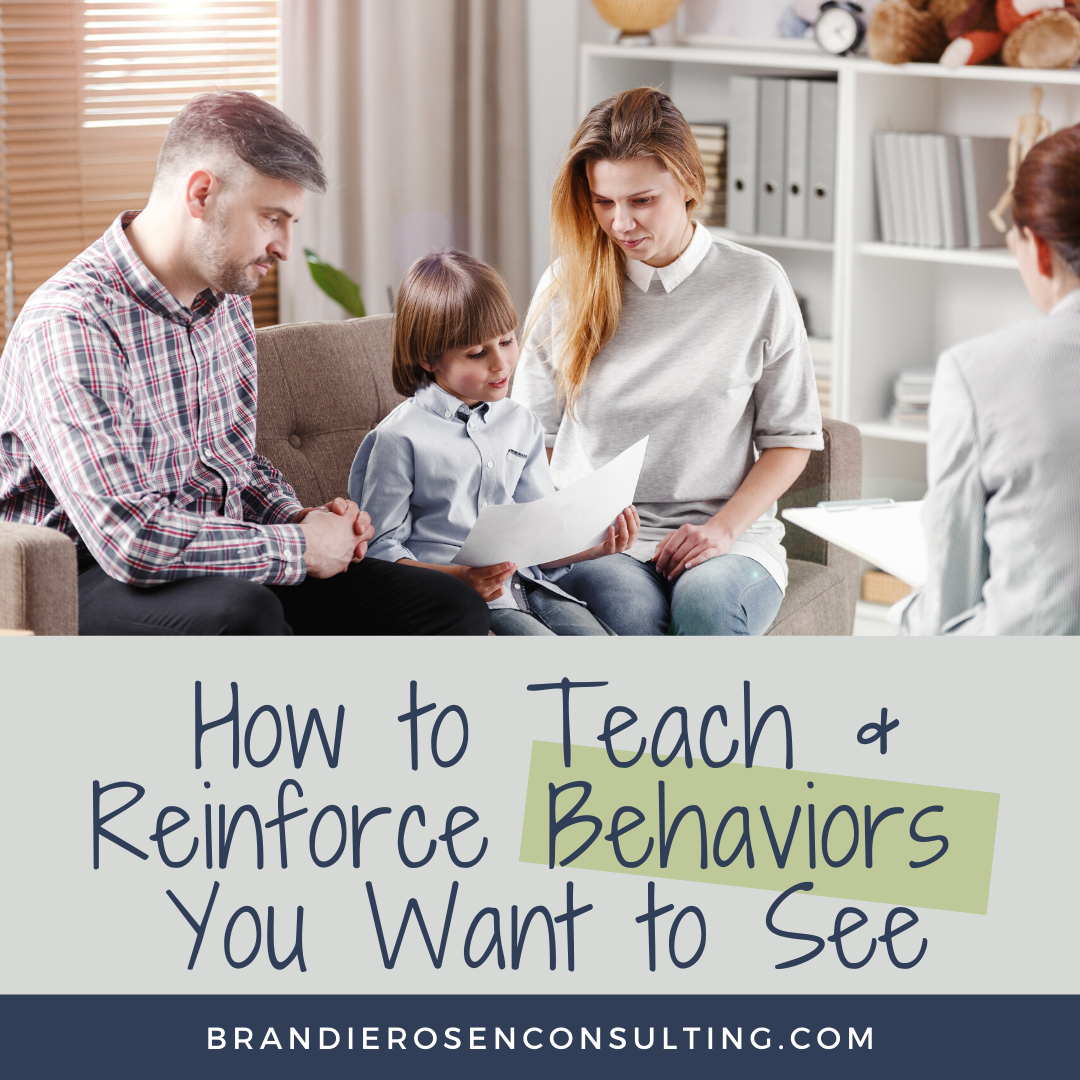 How to Teach Your Kids the Behavior You Want to See